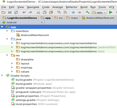 Get Started with login screenlet in Liferay DXP - EnProwess