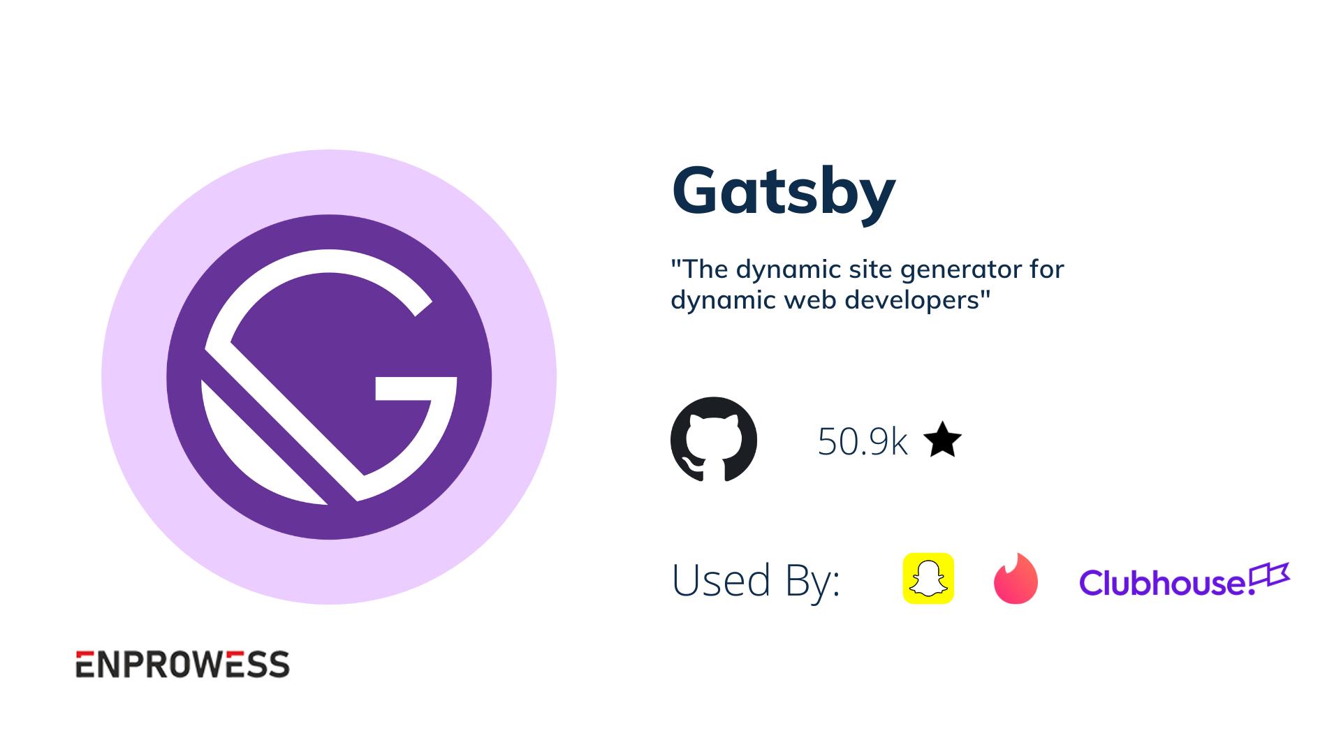Gatsby details