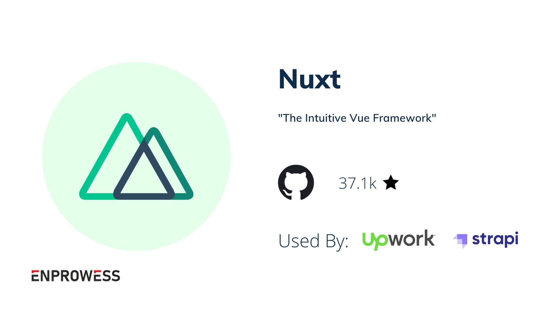 NuxtJS details