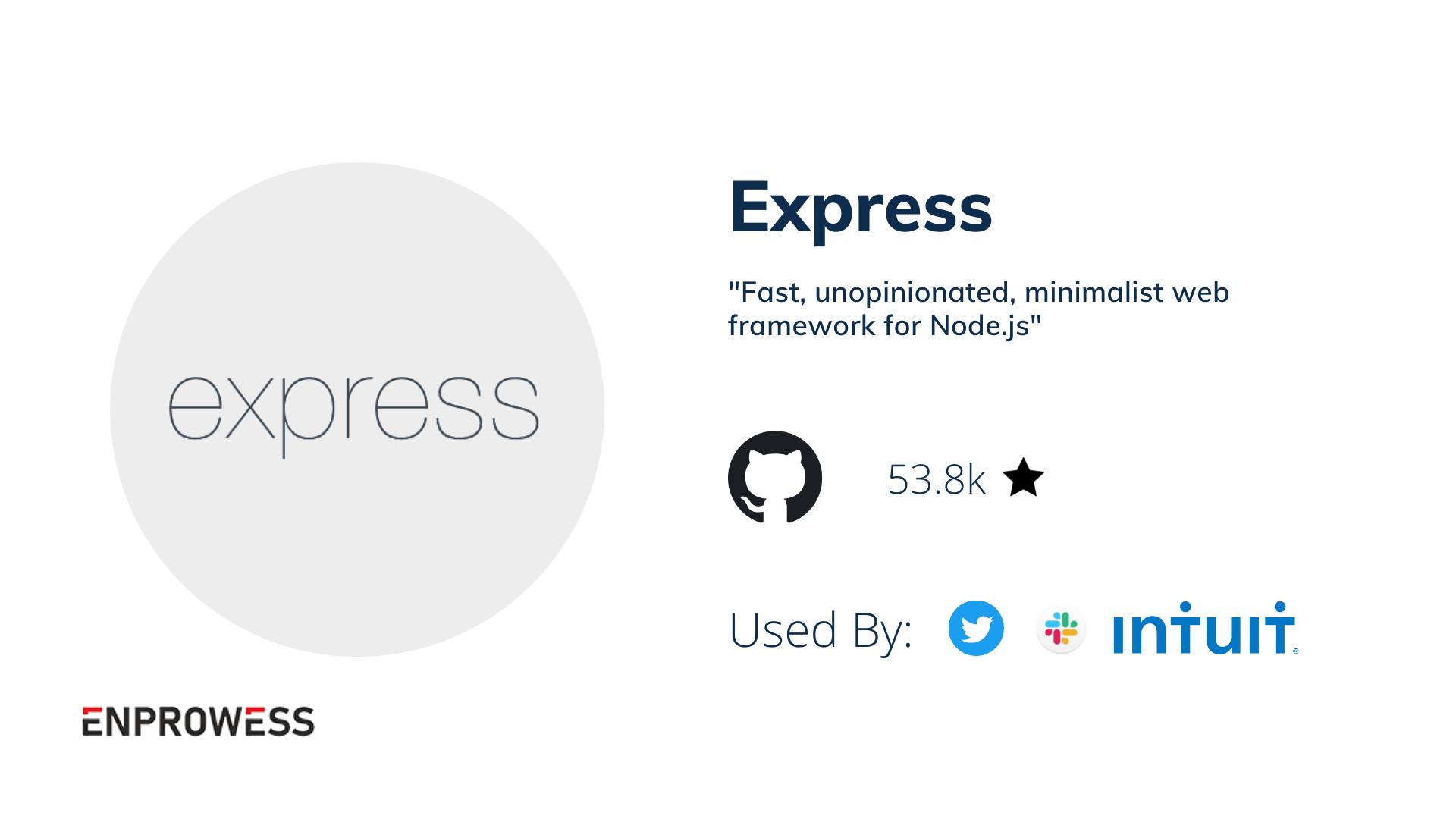 Expressjs details