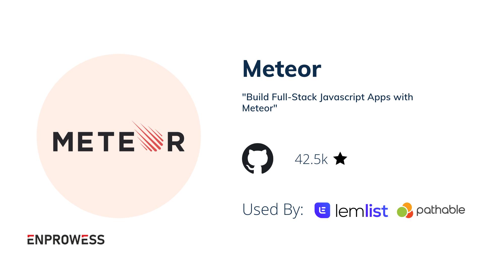 Meteor details