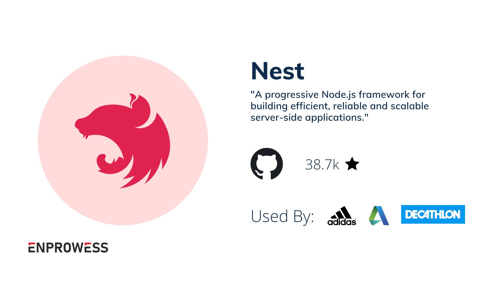 Nestjs details