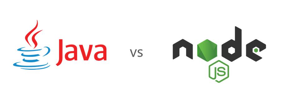 Nodejs vs Java