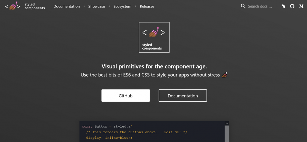 React - Styled Components