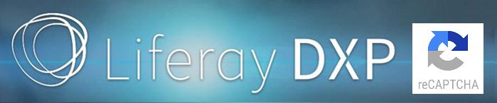 Liferay DXP ReCAPTCHA